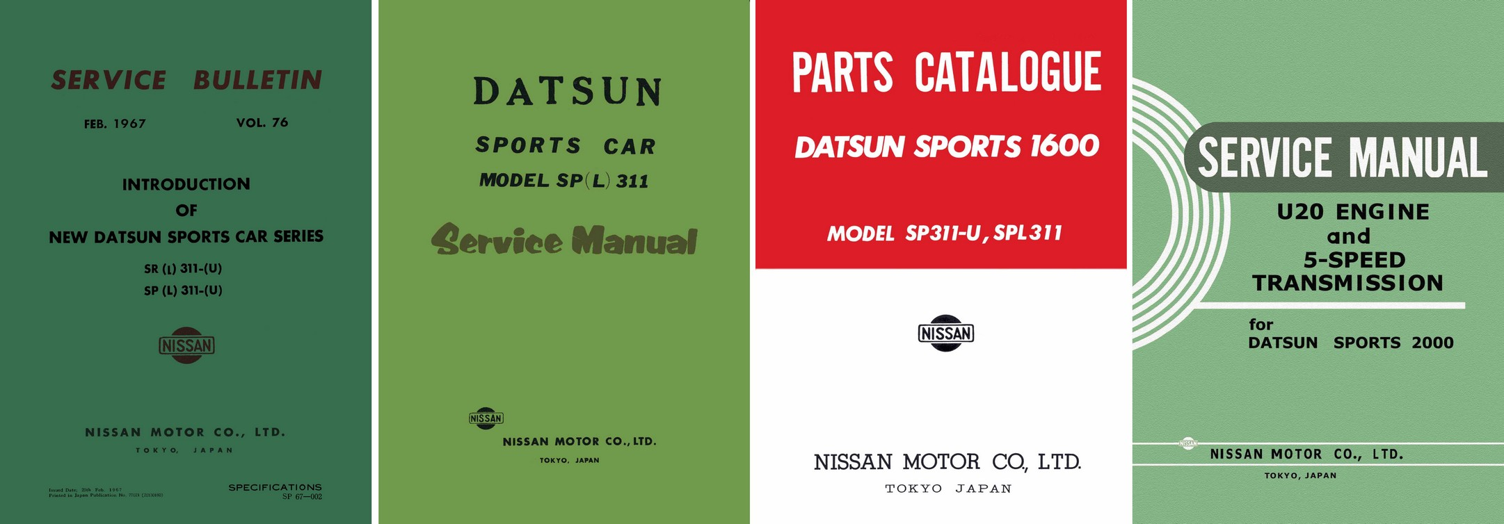 datsun competition preparation manaul download