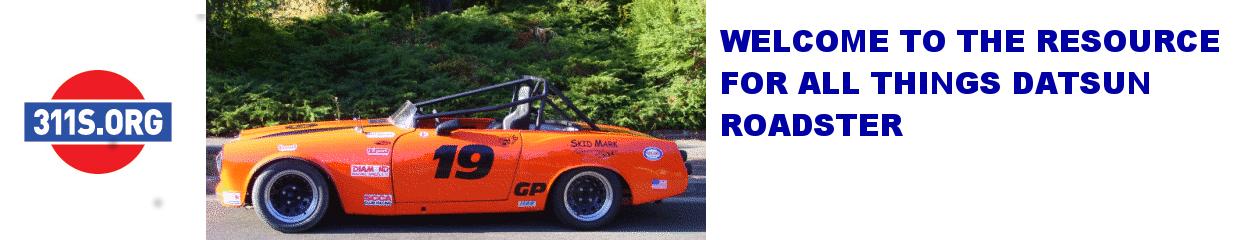 Datsun Sports Roadsters